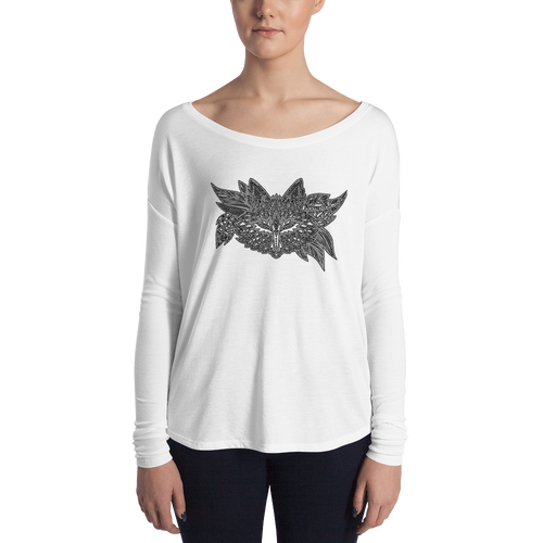 Long Sleeved Womens T-Shirt