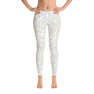 Swirling Music Leggings