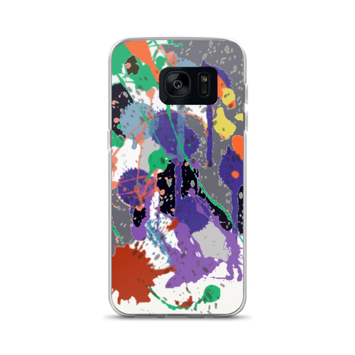 Splat Samsung Case