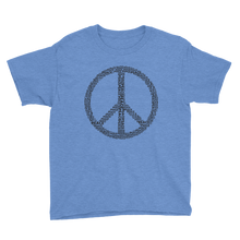 Peace Youth Short Sleeve T-Shirt