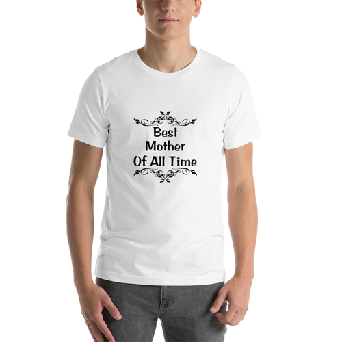 Short Sleeved Unisex T-Shirt