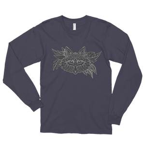 Black Fox T-shirt (unisex)