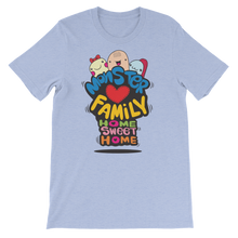 Monster Family Unisex T-Shirt