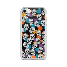 Skull iPhone Case (black)