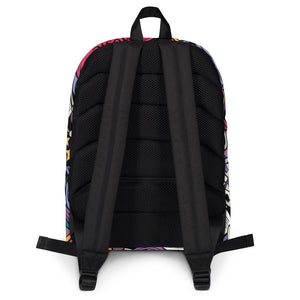 Colourful Music Backpack
