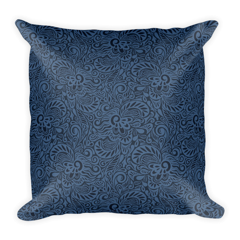 Square Decorative Throw Pillow