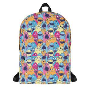 Colourful Backpack Bag