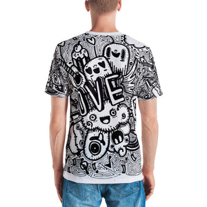 Lovin' Music Men's T-shirt