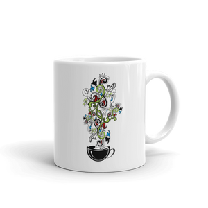 Decorative Coffee Mug