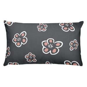 Pretty Flowers Rectangular Pillow