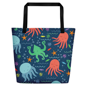 Octopus Beach Bag