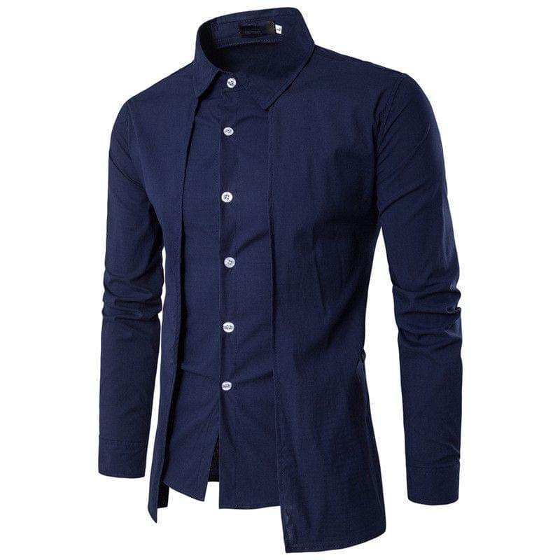 Combo Of 3 Branded Luxury Stylish Slim Fit with Long Sleeve Tops Corrective Shirts For Men