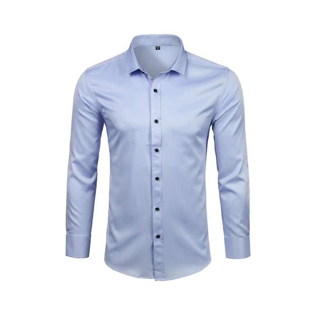 Combo Of 3 Long Sleeves Slim Fit Shirts For Men