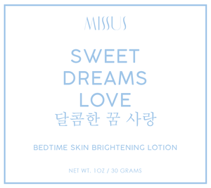 Sweet Dreams Love - Skin Whitening Lotion
