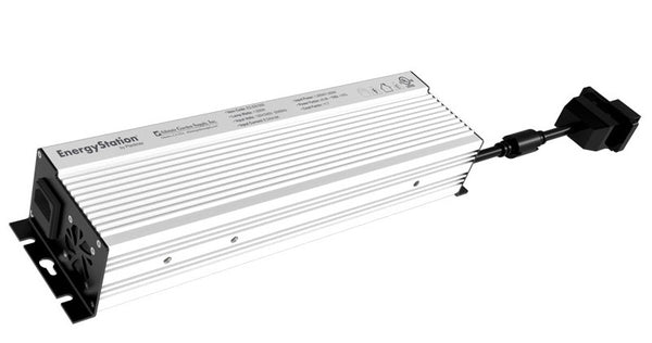 1000w Digital Bat Wing Open Reflector Grow Light System with EnergyStation Ballast - LumaGro