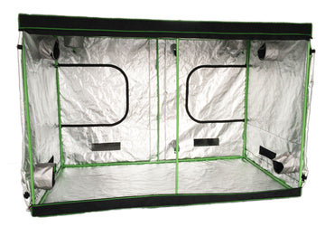 The Hulk Series 140 x 280 x 215cm( 4.5 x 9 x 7 ft ) Grow Tent