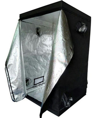 90 x 90 x 200cm ( 3 x 3 x 6.5 ft ) Grow Tent