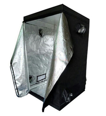 120 x 120 x 200cm ( 4 x 4 x 6.5 ft ) Grow Tent