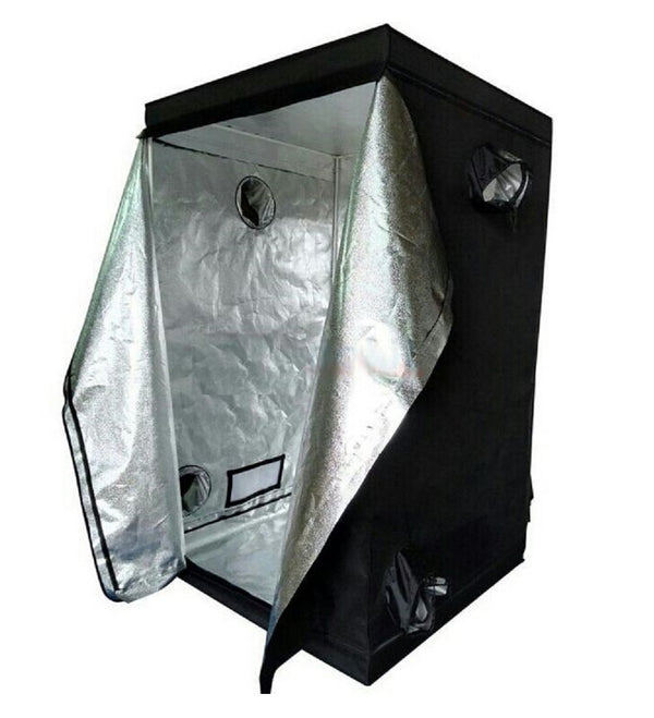 120 x 120 x 210cm ( 4 x 4 x 6.8 ft ) Grow Tent - LumaGro