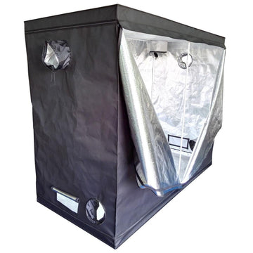 240 x 120 x 200cm ( 8 x 4 x 6.5 ft ) Grow Tent