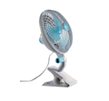 "6"" Desk & Clip Fan"
