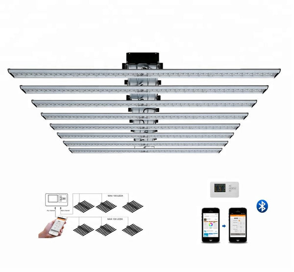 800W LED-X - LumaGro