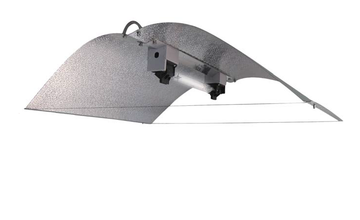 Double Ended Flexible-Wing Reflector