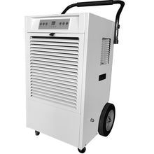 1350W 120V Portable Commercial Dehumidifier