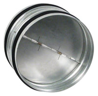"Backdraft Damper 8"" - LumaGro"
