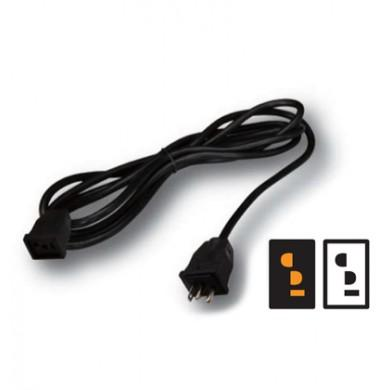 10 Foot, 16 Ga UL Lamp Extension Cord - LumaGro