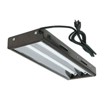 2FT 2 Bulb T5 HO Fluorescent Light Fixture