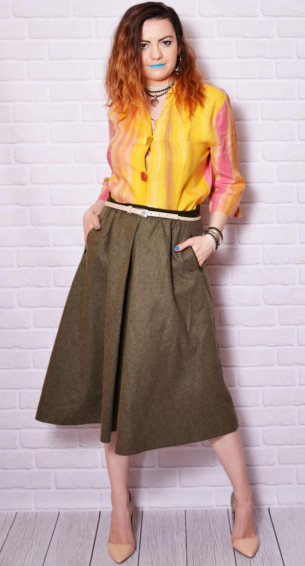 Skirts - Vintage Clothes
