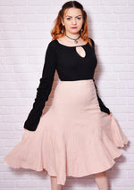 Pink salsa skirt - Vintage Clothes