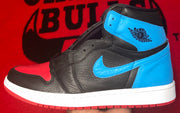 "WOMENS RETRO JORDAN 1 "" UNC TO CHICAGO"""