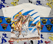 "Vintage 1995 Kentucky Derby All Over Print ""Stutter Step"""