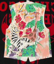"Vintage Kolorway Vest ""Animal Kingdom"""
