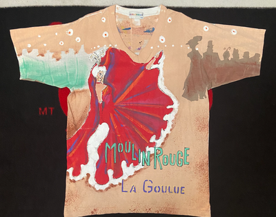 "VINTAGE KOLORWAY TEE ""MOULIN ROUGE"""