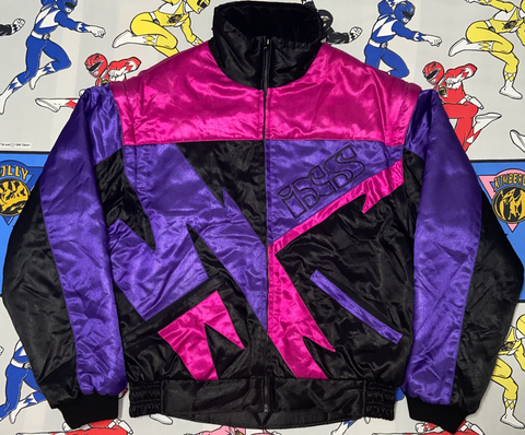 "90's IXS Ski Jacket ""Abstract Slasher"""