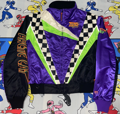 "Arctic Racing Checkerboard Jacket ""The Finish line"""