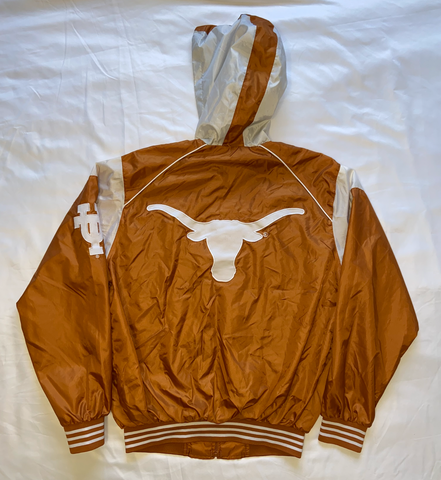 "Texas Longhorns Windbreaker ""Longhorns"""