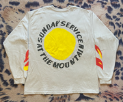 "Kanye West Sunday Service L/S shirt ""Holy Spirit"""