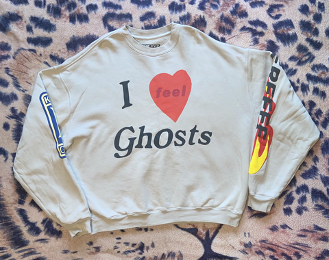 "Kanye West X Kid Cudi KSG Crewneck ""Kids See Ghost"""