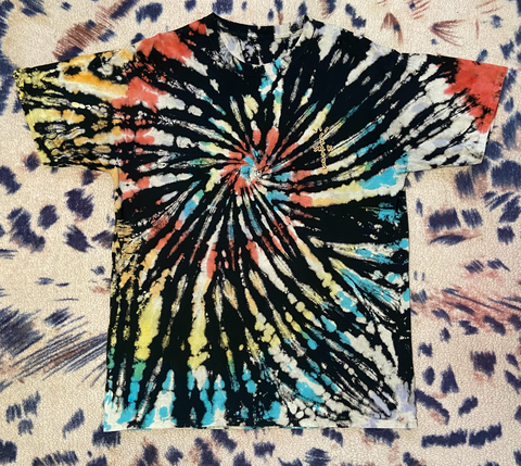 "Travis Scott Tie Dye ""Highest In The Room"""