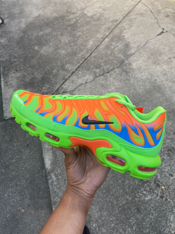"Nike Air Max Plus ""Supreme Green"""
