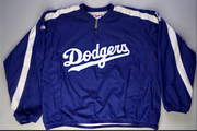 "QUARTER ZIP WINDBREAKER ""LOS ANGELES DODGERS"""