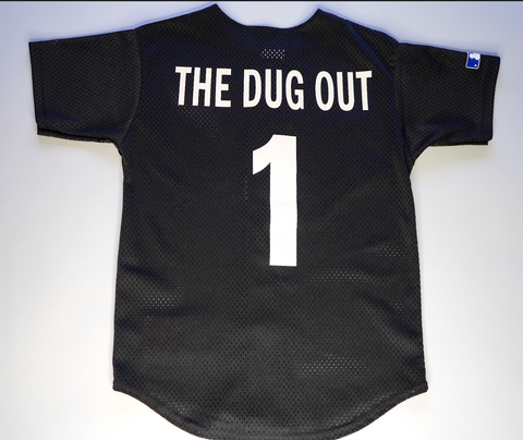 "KIDS VINTAGE COLORADO ROCKIES JERSEY "" THE DUG OUT """