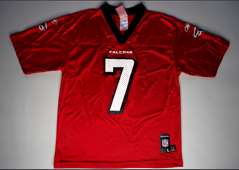 "KIDS VINTAGE ATLANTA FALCONS JERSEY "" MIKE VICK """