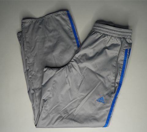 "WOMENS ADIDAS WINDBREAKER PANT ""SILVER SURFER"""