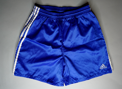 "WOMENS ADIDAS SHORTS ""NIPSEY BLUE"""