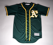 "MENS OAKLAND ATHLETICS JERSEY ""ROOTED IN OAKLAND"""